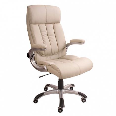 Светлое компьютерное кресло